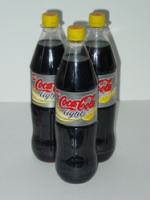 Coca Cola light lemon 1,0
