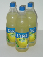 Gerri Limonade Zitrone light